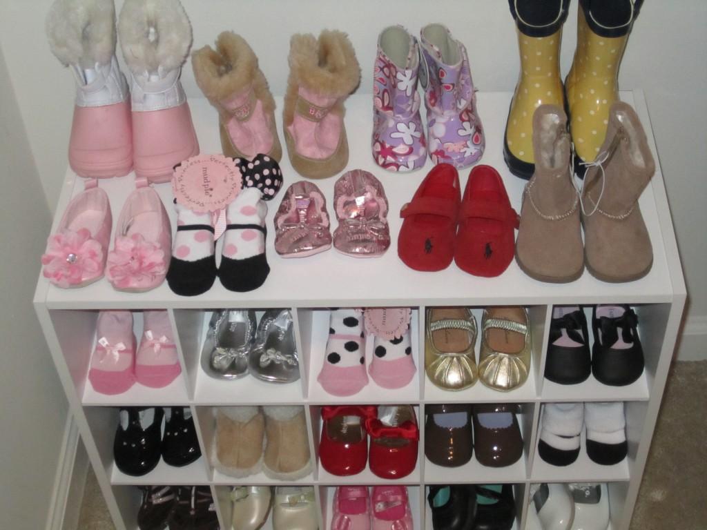 5 Best Shoe Racks For Baby S