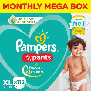 Diaper Pants for Babies with Different Sizes in Society
